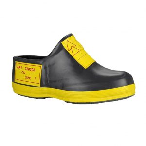 Dielectric galoshes