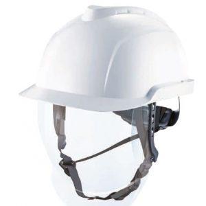 Ochranné prilby, štíty a okuliare